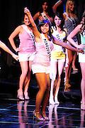 """November 22, 2009; Rancho Mirage, CA, USA; Miss Monrovia Teen USA Kennedy Holmes during the Miss California Teen USA 2010 Pageant at """"The Show"""" at the Agua Caliente Resort & Spa. Mandatory Credit: Kyle Terada-Terada Photo"""