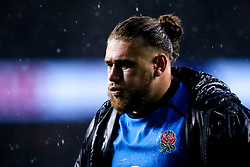 Harry Williams of England - Mandatory by-line: Robbie Stephenson/JMP - 10/11/2018 - RUGBY - Twickenham Stadium - London, England - England v New Zealand - Quilter Internationals