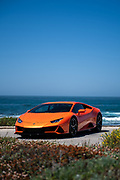 August 15, 2019:  Monterey Car Week, Lamborghini Evo