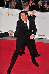 © licensed to London News Pictures. London, UK  22/05/11 Paddy McGuiness attends the BAFTA Television Awards at The Grosvenor Hotel in London . Please see special instructions for usage rates. Photo credit should read AlanRoxborough/LNP