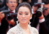 Gong Li at the Opening Ceremony and The Dead Don't Die gala screening at the 72nd Cannes Film Festival Tuesday 14th May 2019, Cannes, France. Photo credit: Doreen Kennedy