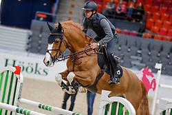 Devos Pieter, BEL, Apart<br /> Training<br /> Longines FEI World Cup Finals Jumping Gothenburg 2019