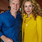 NLD/Amsterdam/20190507 - Boekpresentatie Camilla Läckberg, Claudia Straatmans en Sander van Maas