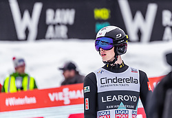 17.03.2019, Vikersundbakken, Vikersund, NOR, FIS Weltcup Skisprung, Raw Air, Vikersund, Einzelbewerb, Herren, im Bild Jonathan Learoyd (FRA) // Jonathan Learoyd of France during the individual competition of the 4th Stage of the Raw Air Series of FIS Ski Jumping World Cup at the Vikersundbakken in Vikersund, Norway on 2019/03/17. EXPA Pictures © 2019, PhotoCredit: EXPA/ JFK