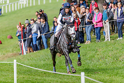 HALLIDAY-SHARP Elisabeth (USA), FLASH COOLEY<br /> Le Lion d'Angers - FEI Eventing World Breeding Championship 2019<br /> Teilprüfung Cross-Country 7 jährige<br /> 19. Oktober 2019<br /> © www.sportfotos-lafrentz.de/Stefan Lafrentz