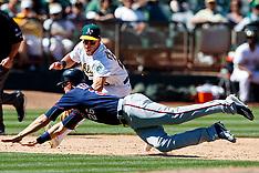 20170730 - Minnesota Twins at Oakland Athletics