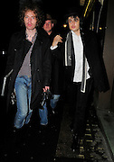20.08.2008. LONDON<br /> <br /> PETE DOHERTY ARRIVING AT JAZZ AFTER DARK BAR, SOHO AT 3.00AM. HE HAD BLOOD ALL OVER HIS SHIRT WHILST PLAYING AT THE PRIVATE GIG.<br /> <br /> BYLINE: EDBIMAGEARCHIVE.CO.UK<br /> <br /> *THIS IMAGE IS STRICTLY FOR UK NEWSPAPERS AND MAGAZINES ONLY*<br /> *FOR WORLD WIDE SALES AND WEB USE PLEASE CONTACT EDBIMAGEARCHIVE - 0208 954 5968*