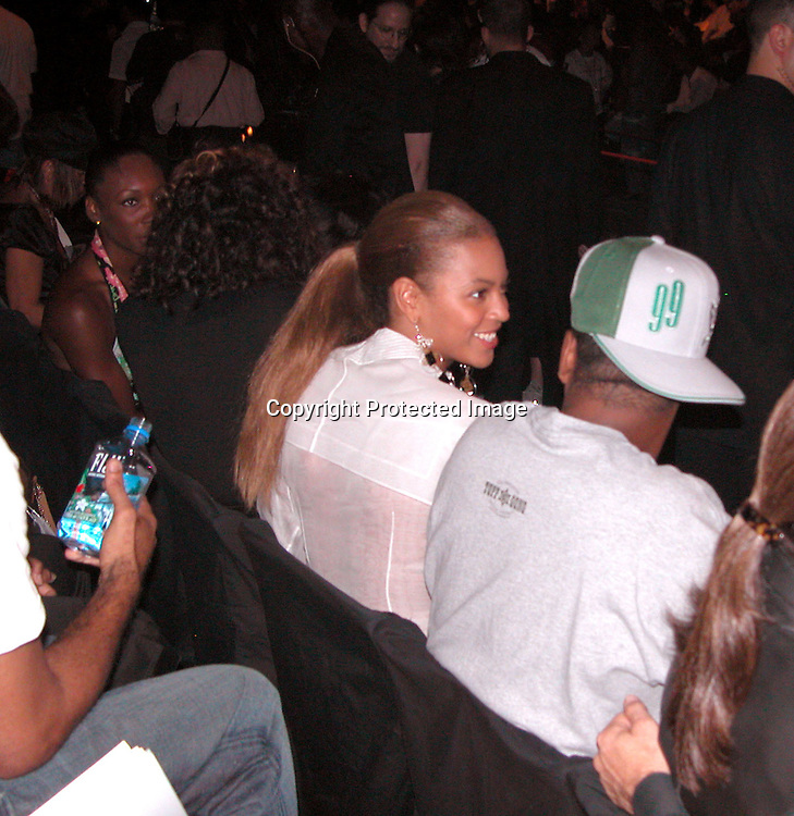 Jay-Z &amp; Beyonce Knowles<br />