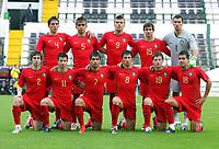20090324: FUNCHAL, MADEIRA, PORTUGAL - Portugal vs Cape Verde: XIII Madeira International Under 21 Tournament. In picture: Seleccao Portuguesa . <br />PHOTO: Octavio Passos/CITYFILES