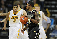 NCAA Men's Basketball - Purdue at Iowa - February 27, 2013