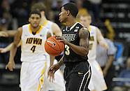 NCAA Men's Basketball - Purdue at Iowa - February 27, 2013