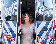 Kathy McNab, president of MedReach Ambulance Services.