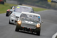 #71 Kym Bradshaw MG Midget 1380 during the CSCC Meteor Suspension Open Series at Oulton Park, Little Budworth, Cheshire, United Kingdom. October 15 2016. World Copyright Peter Taylor/PSP. <br /> Copy of publication required for printed pictures.  Every used picture is fee-liable. http://archive.petertaylor-photographic.co.uk