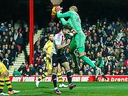 Brentford v Fulham 041116