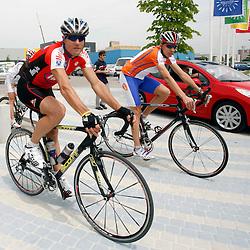 20060518: Cycling - Press conference of Festival kolesarstva