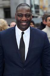 Adewale Akinnuoye-Agbaje arrives for the Men in Black 3 - UK film premiere, London, Wednesday May 16, 2012. Chris Joseph/i-Images
