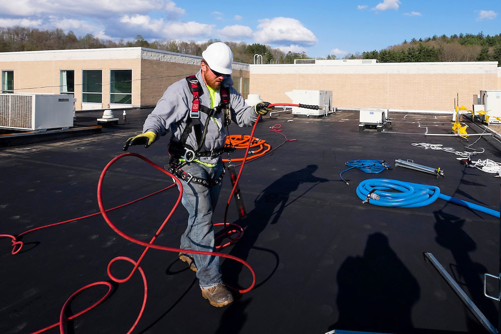 Tremco Roof Cleaning