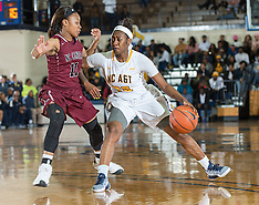 2016-17 A&T Women's Basketball vs NCCU