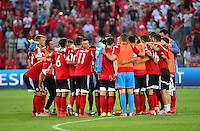Joie Albanie - 13.06.2015 - Albanie / France - Match Amical - Tirana<br />Photo : Dave Winter / Icon Sport