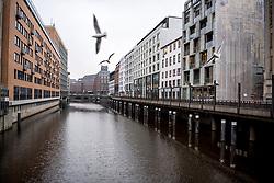 15-12-2017 DEU: City Hamburg Downtown, Hamburg<br /> Hamburg in beeld tijdens de kerst