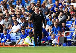 Birmingham City manager Harry Redknapp - Mandatory by-line: Paul Roberts/JMP - 26/08/2017 - FOOTBALL - St Andrew's Stadium - Birmingham, England - Birmingham City v Reading - Sky Bet Championship