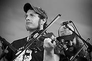 The Hackensaw Boys perform at the Kingman Island Bluegrass Festival in Washington, DC.