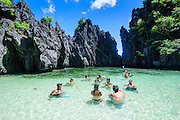 El Nido and the Bacuit archipelago, Palawan , Philippines