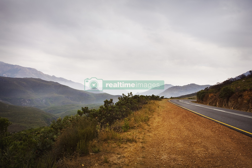July 21, 2019 - Road In The Mountains, South Africa (Credit Image: © Kristy-Anne Glubish/Design Pics via ZUMA Wire)