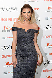 Olivia Buckland attending the Cosmopolitan FashFest 2016, Old Billingsgate Market, London. Picture credit should read: Doug Peters/EMPICS Entertainment