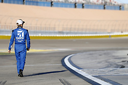 March 2, 2018 - Las Vegas, Nevada, United States of America - March 02, 2018 - Las Vegas, Nevada, USA: Jamie McMurray (1) hangs out on pit road during qualifying for the Pennzoil 400 at Las Vegas Motor Speedway in Las Vegas, Nevada. (Credit Image: © Justin R. Noe Asp Inc/ASP via ZUMA Wire)