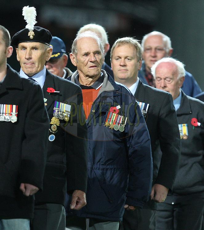 War Veterans.Crusaders v Highlanders, Investec Super Rugby, Trafalgar Park, Nelson. 23 April 2011. Photo: Evan Barnes/photosport.co.nz