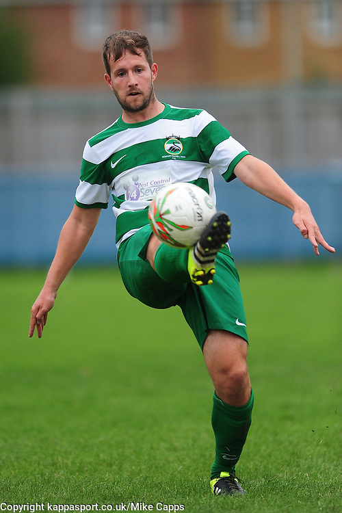 LIAM SMITH  NEWPORT PAGNELL FC, Peterborough Sports FC v Newport Pagnell FC Ucl Premier Division League Saturday 17th September 2016 Score 3-1<br /> Photo:Mike Capps