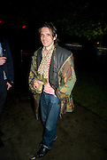 JEREMY DELLER, The Summer Party. Hosted by the Serpentine Gallery and CCC Moscow. Serpentine Gallery Pavilion designed by Frank Gehry. Kensington Gdns. London. 9 September 2008.  *** Local Caption *** -DO NOT ARCHIVE-© Copyright Photograph by Dafydd Jones. 248 Clapham Rd. London SW9 0PZ. Tel 0207 820 0771. www.dafjones.com.