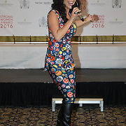 NLD/Amsterdam/20160321 - The Strong Woman Award 2016, Hind Larussi