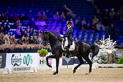 Scholtens Emmelie, NED, Desperado<br /> Jumping Mechelen 2019<br /> © Hippo Foto - Dirk Caremans<br />  28/12/2019