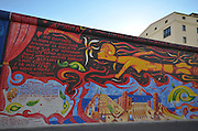 Berlin Wall, East Side Gallery