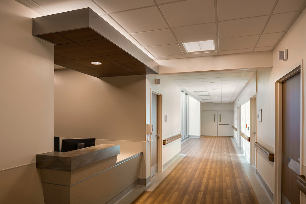 Interiors of Saint Joseph's Med Center Postpartum Suite