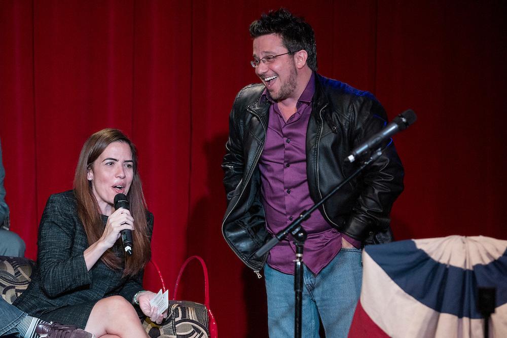 Billy Corben @ 2016 Brickell Comedy Festival