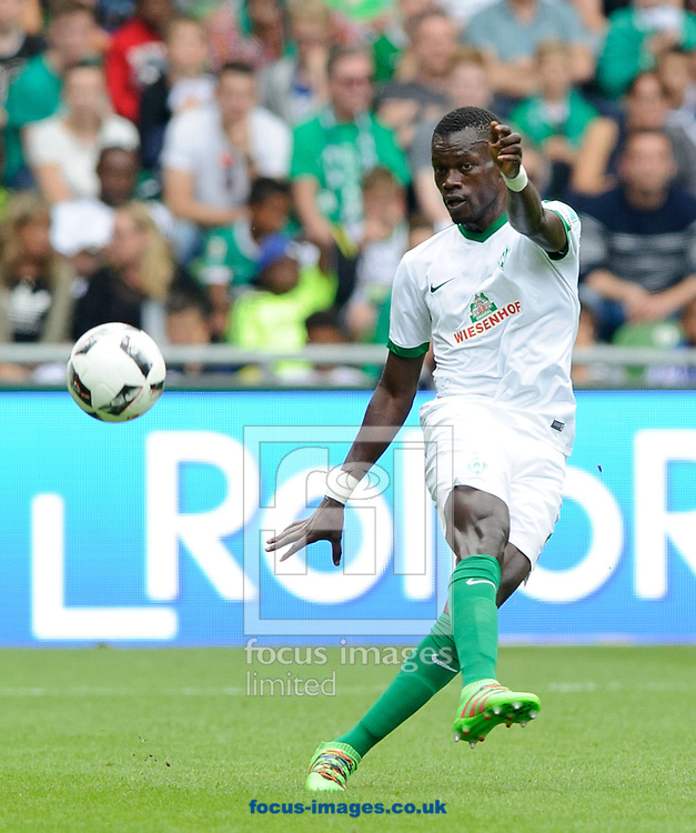 Fallou Diagne of SV Werder Bremen during the pre season friendly match at Weserstadion, Bremen, Germany.<br /> Picture by EXPA Pictures/Focus Images Ltd 07814482222<br /> 07/08/2016<br /> *** UK &amp; IRELAND ONLY ***<br /> EXPA-EIB-160807-0291.jpg
