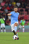 Lazio defender Francesco Acerbi*** during the Pre-Season Friendly match between Bournemouth and SS Lazio at the Vitality Stadium, Bournemouth, England on 2 August 2019.