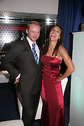 Simon Pegg and Rosario Dawson, GQ Men of The Year. Royal Opera House. Covent Garden. 4 September 2007. -DO NOT ARCHIVE-© Copyright Photograph by Dafydd Jones. 248 Clapham Rd. London SW9 0PZ. Tel 0207 820 0771. www.dafjones.com.