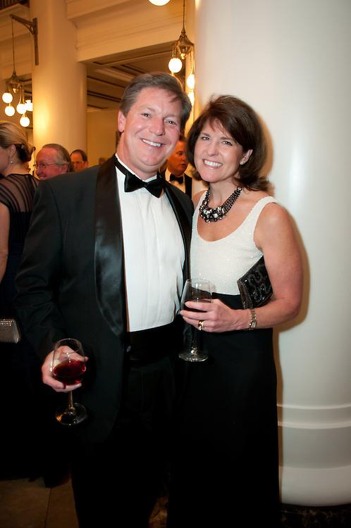 Jeff and Lynne Warne