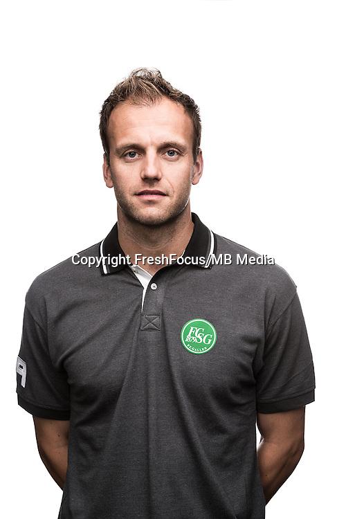 25.07.2016; St.Gallen; Fussball Super League - Portrait FC St.Gallen;<br />Florian Grabner <br />(HO/freshfocus)