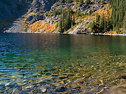 Rachel Lake, Alpine Lakes Wilderness, Wenatchee National Forest, Washington, USA