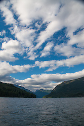Ross Lake National Recreation Area, North Cascades National Park, US