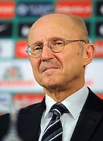 FUSSBALL    1. BUNDESLIGA    SAISON 2012/2013     Pressekonferenz SV Werder Bremen am 27.12.2012  Willi Lemke (Aufsichtsratsvorsitzender SV Werder Bremen)