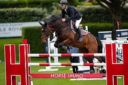 Rutschi Niklaus, SUI, Cardano CH<br /> Jumping International de La Baule 2019<br /> <br /> 16/05/2019