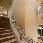 main stair well in CPF