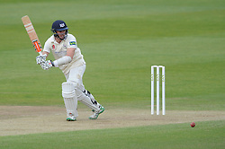Michael Klinger of Gloucestershire bats - Photo mandatory by-line: Dougie Allward/JMP - Mobile: 07966 386802 - 08/06/2015 - SPORT - Football - Bristol - County Ground - Gloucestershire Cricket v Lancashire Cricket Day 2 - LV= County Championship