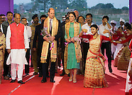 Kate Middleton & Prince William - Assam Welcome